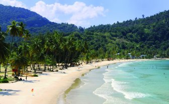 Beautiful-Beach-and-Mountain-in-Trinidad-and-Tobago